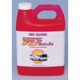 Gel-Gloss Gel Gloss HD RV Wash & Wax