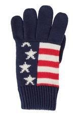 Old Glory Knit Gloves