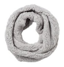 Madeline Sherpa Infinity Scarf - Asst