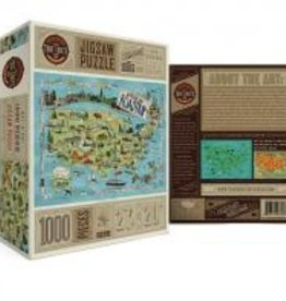 True South Puzzle Company Jigsaw Puzzle