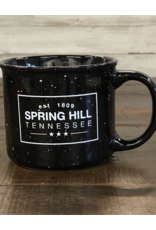 Spring Hill Mug - Black