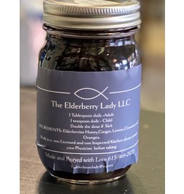 Elderberry Syrup - Assorted