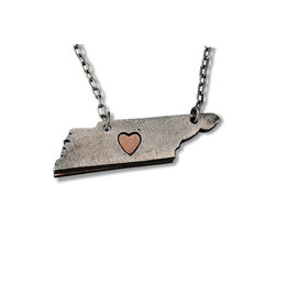 TN State Necklace - Assorted