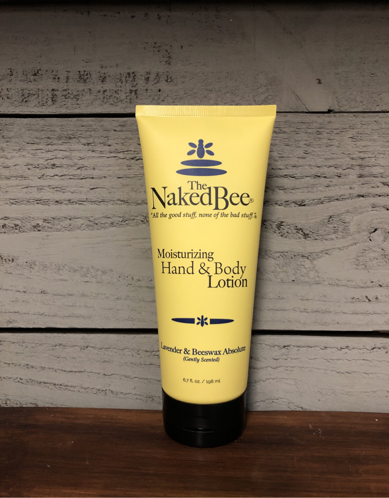 Naked Bee Hand and Body Lotion