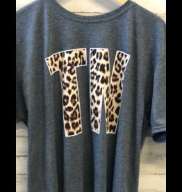 TN Leopard Print T-Shirt