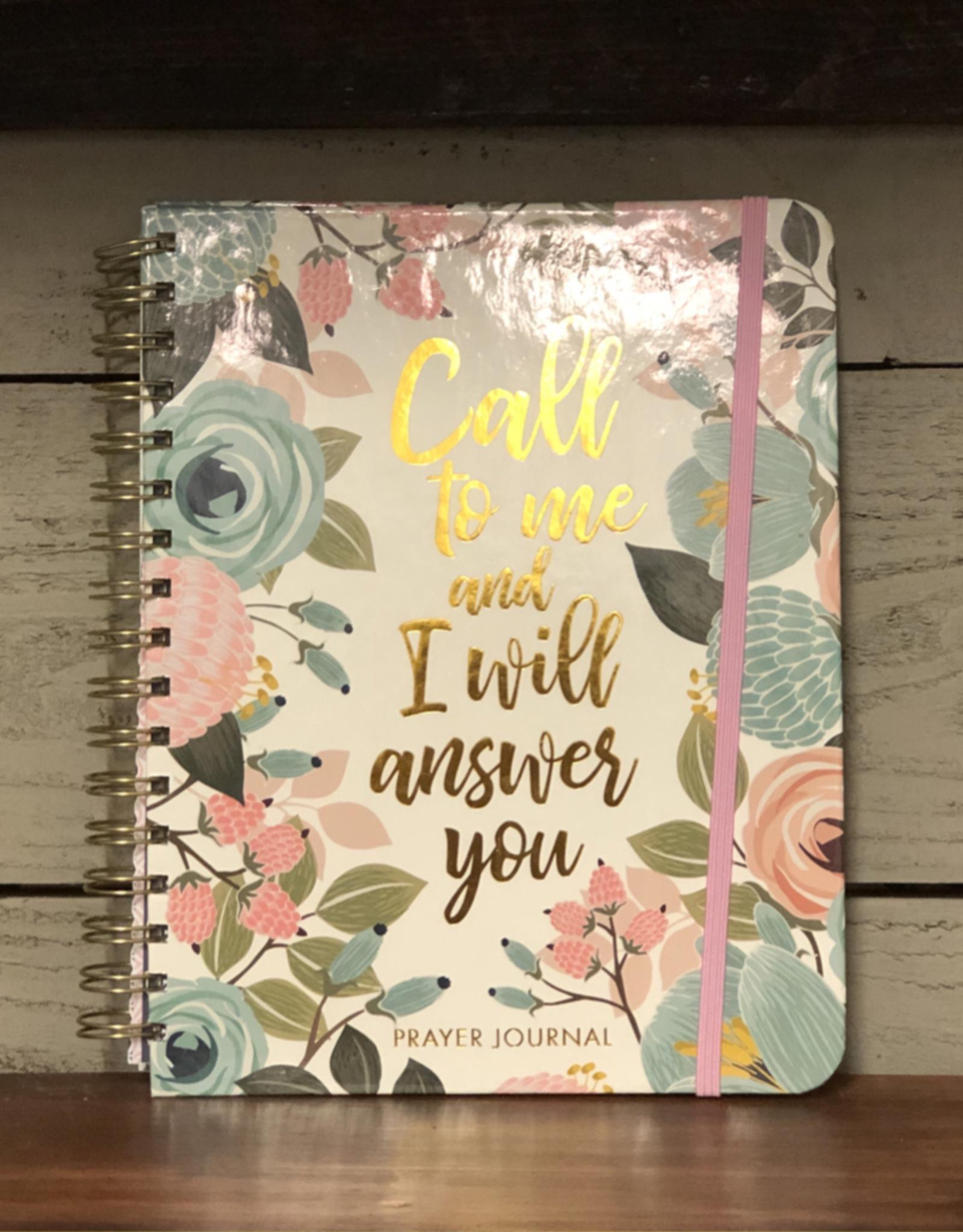 Prayer Journal - Assorted