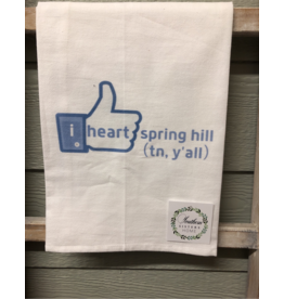 Spring Hill Flour Sack Towels - Assorted