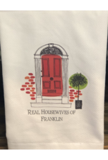 Real Housewives Of Franklin Tea Towel