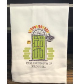 Real Housewives Spring Hill Huck Towel