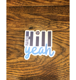 Hill Yeah Sticker