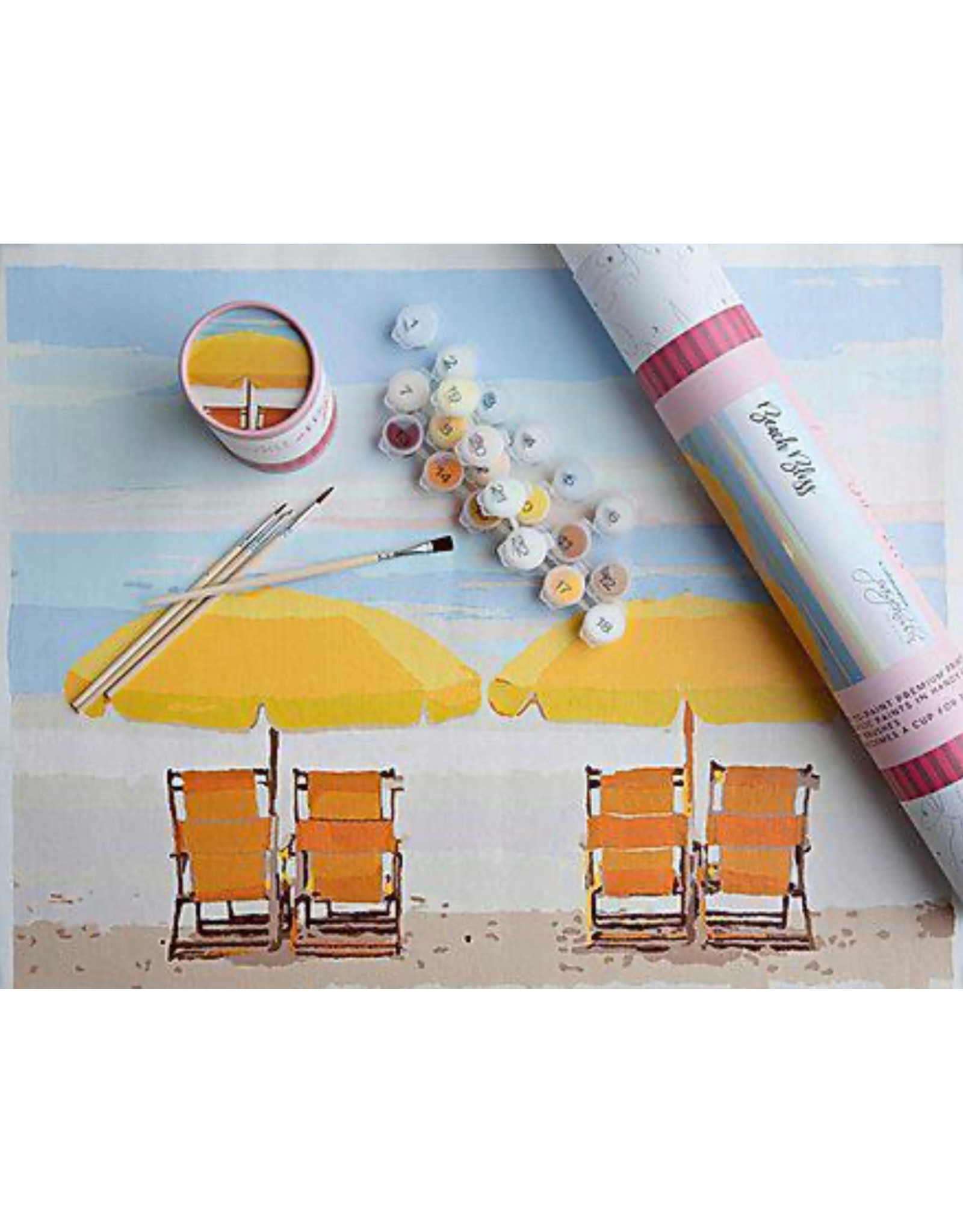 Paint By Number Kit - Assorted