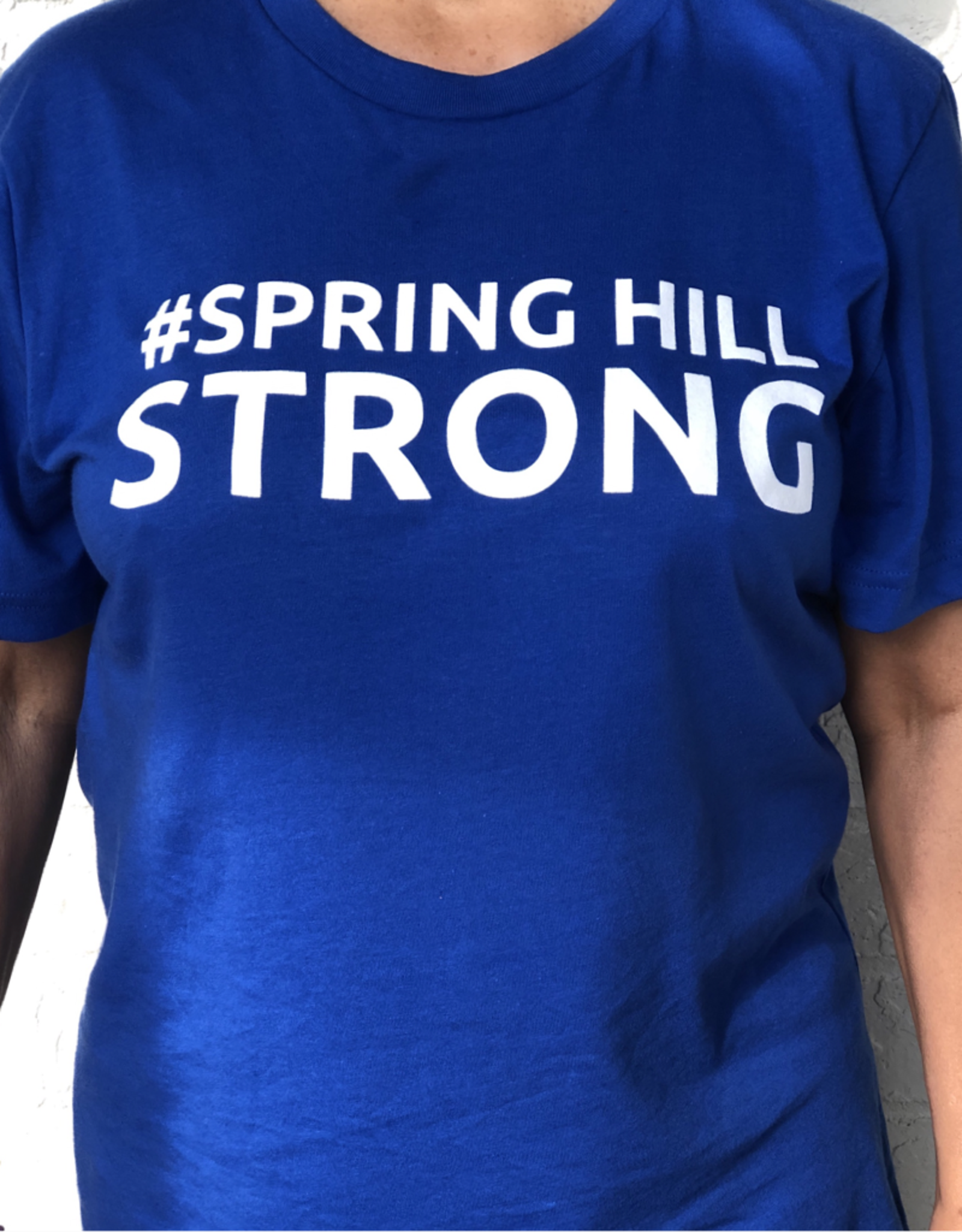 Spring Hill Strong T Shirts