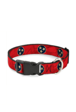 TN & USA Dog Collar - Shop Size Large