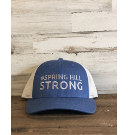 Spring Hill Strong Trucker Cap