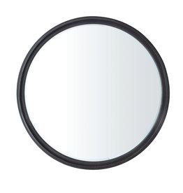 Bronze Metal Round Wall  Mirror