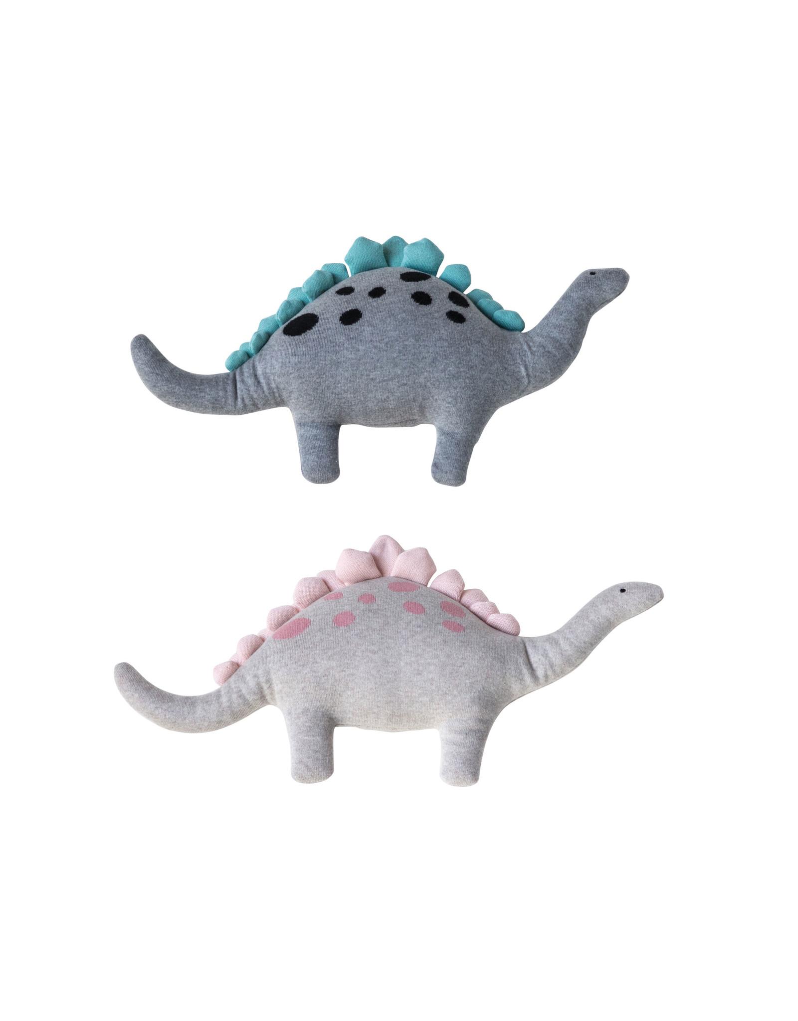 Cotton Knit Dinosaur (Set of 2 Colors)