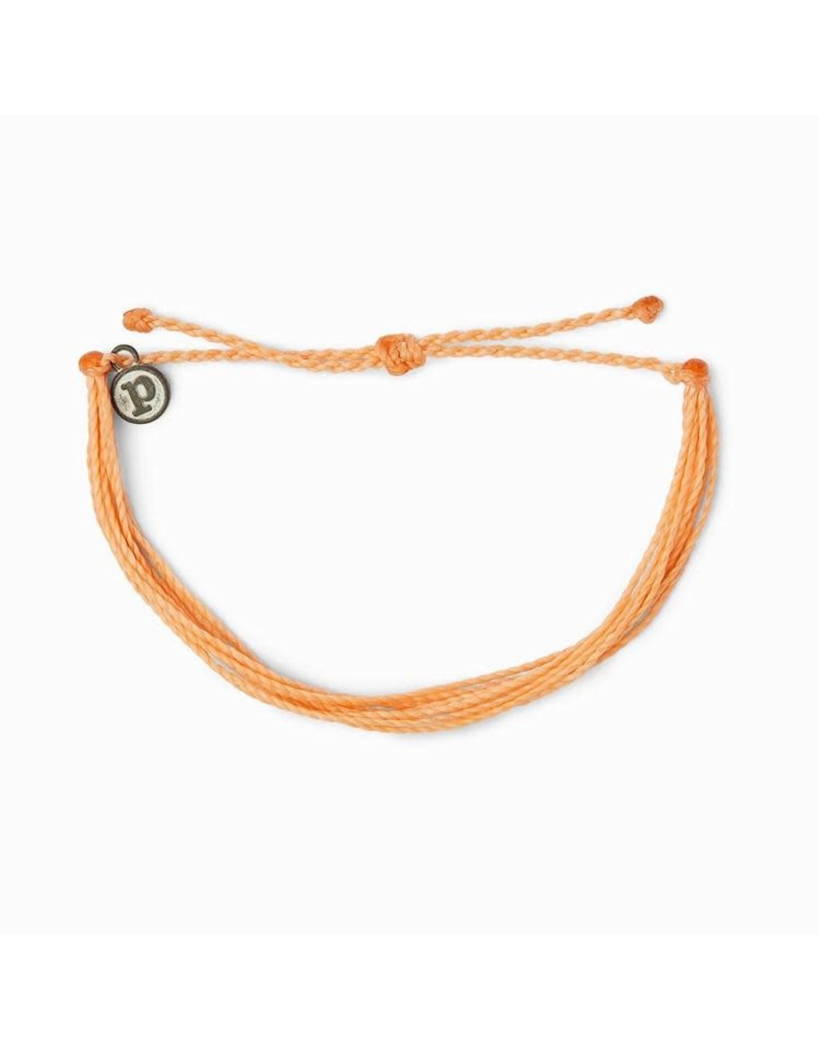 Puravida Bracelets Bright Solid Peach