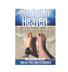 One Foot In Heaven Book