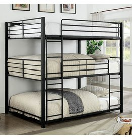 METAL BUNK BED - OLGA