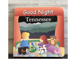 Good Night Tennessee Book