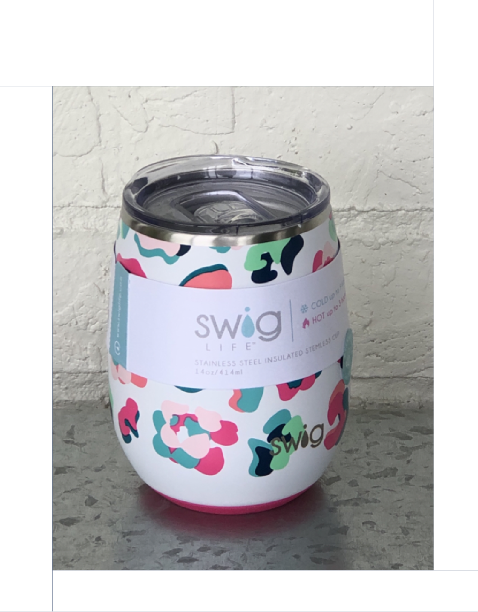 SWIG 14oz Stemless Cup - Assorted