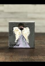 Jill Harper - 4x4 Angel - Purple Dress