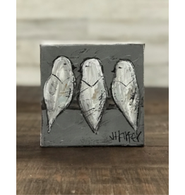 Jill Harper - 5x5 White Bird Trio