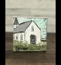 Jill Harper - 5x5 White Church