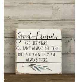 "Perfect Pallet Sign - 6""x 6"""