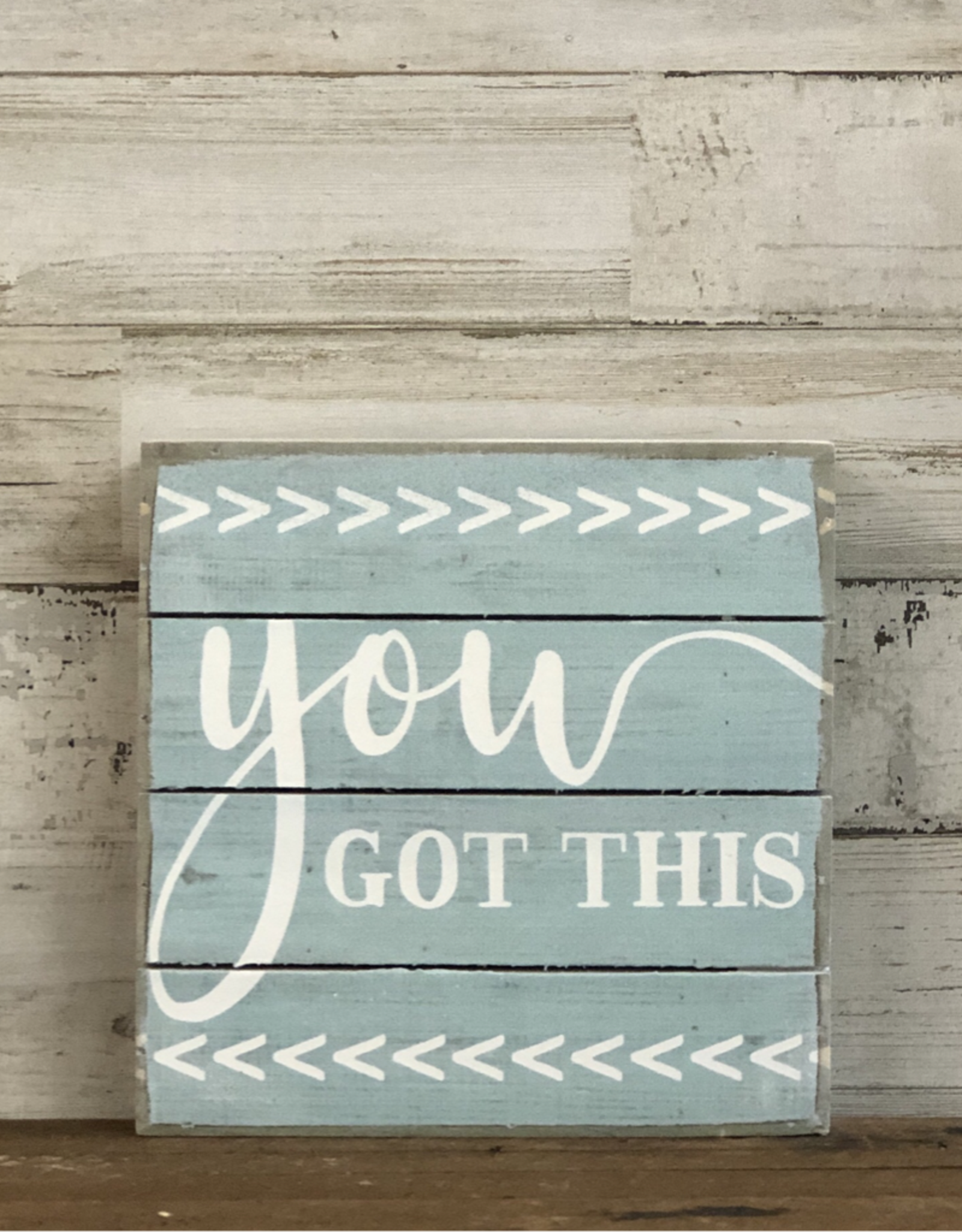 """Perfect Pallet Sign - 6""""x 6"""""""