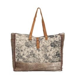 Myra Floweret Weekender Bag