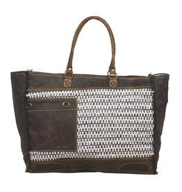 Myra Jazzed Up Weekender Bag