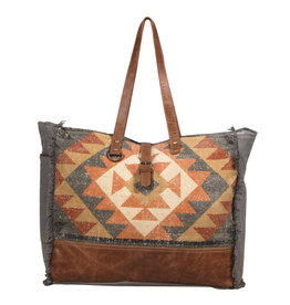 Myra Cosmopolitan Weekender Bag