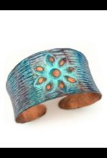 Copper Patina Bracelet 282