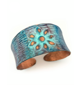 Copper Patina Bracelet 282