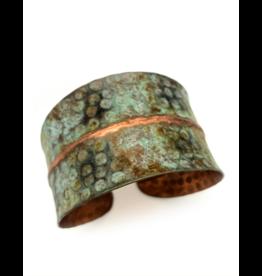 Copper Patina Bracelet 288