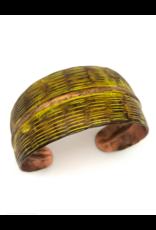Copper Patina Bracelet 281