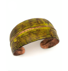 Copper Patina Bracelet 281