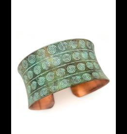 Copper Patina Bracelet 283