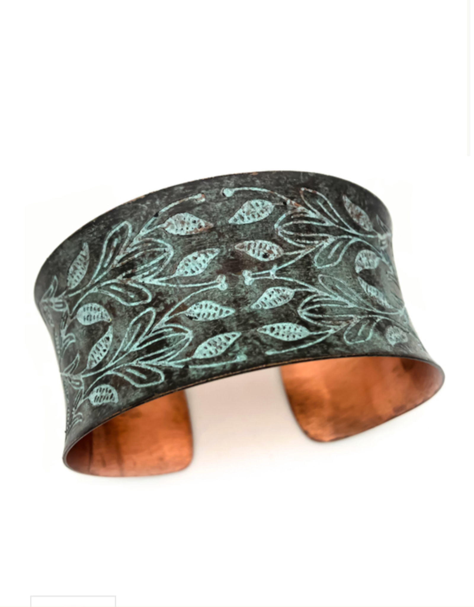 Copper Patina Bracelet 284