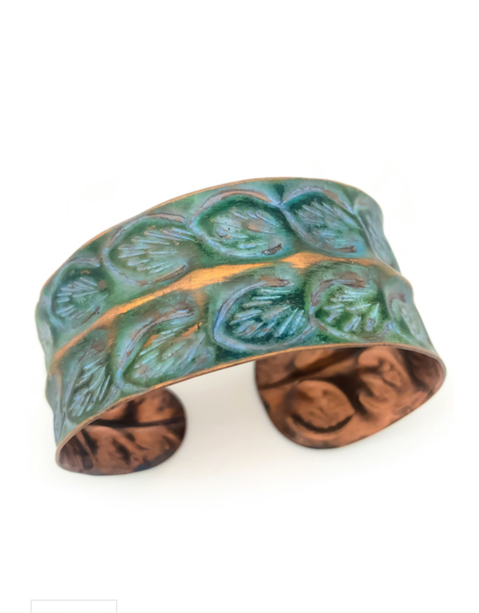 Copper Patina Bracelet 285