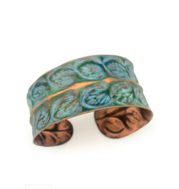 Copper Patina Bracelet 285