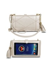Save The Girls Cell Phone Purse - Allure