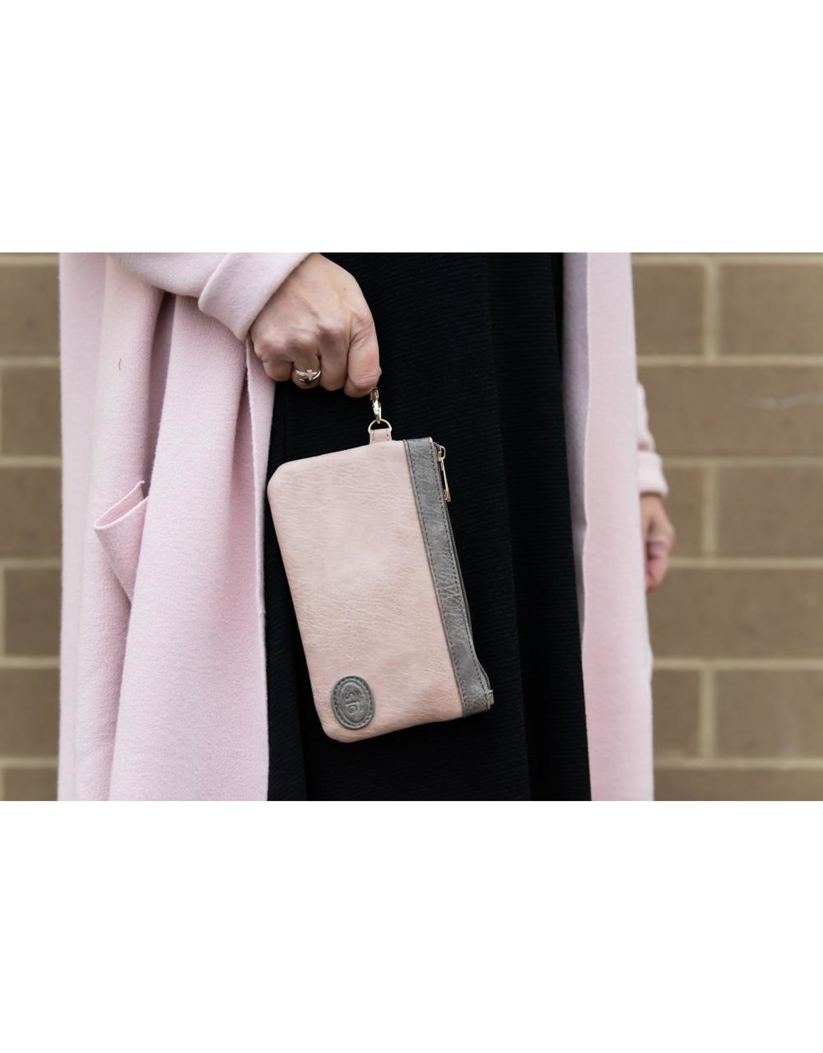 Save The Girls Cell Phone Purse - Catchy Clutch