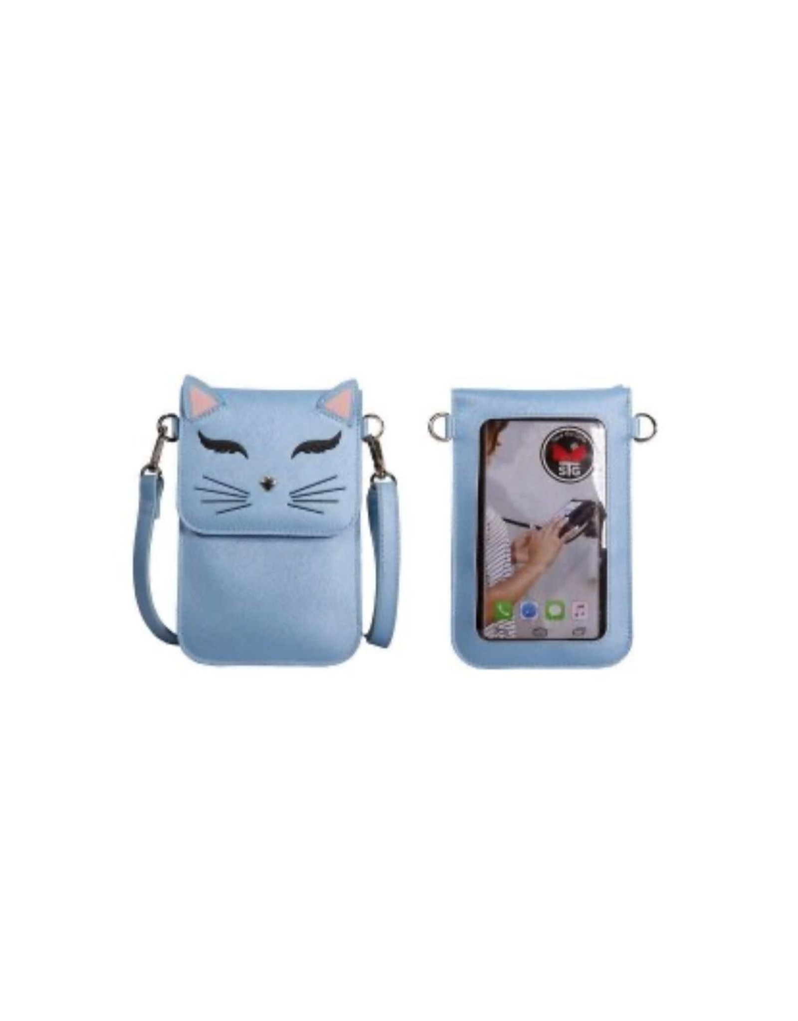 Save The Girls Cell Phone Purse - Crossbody Fun Styles