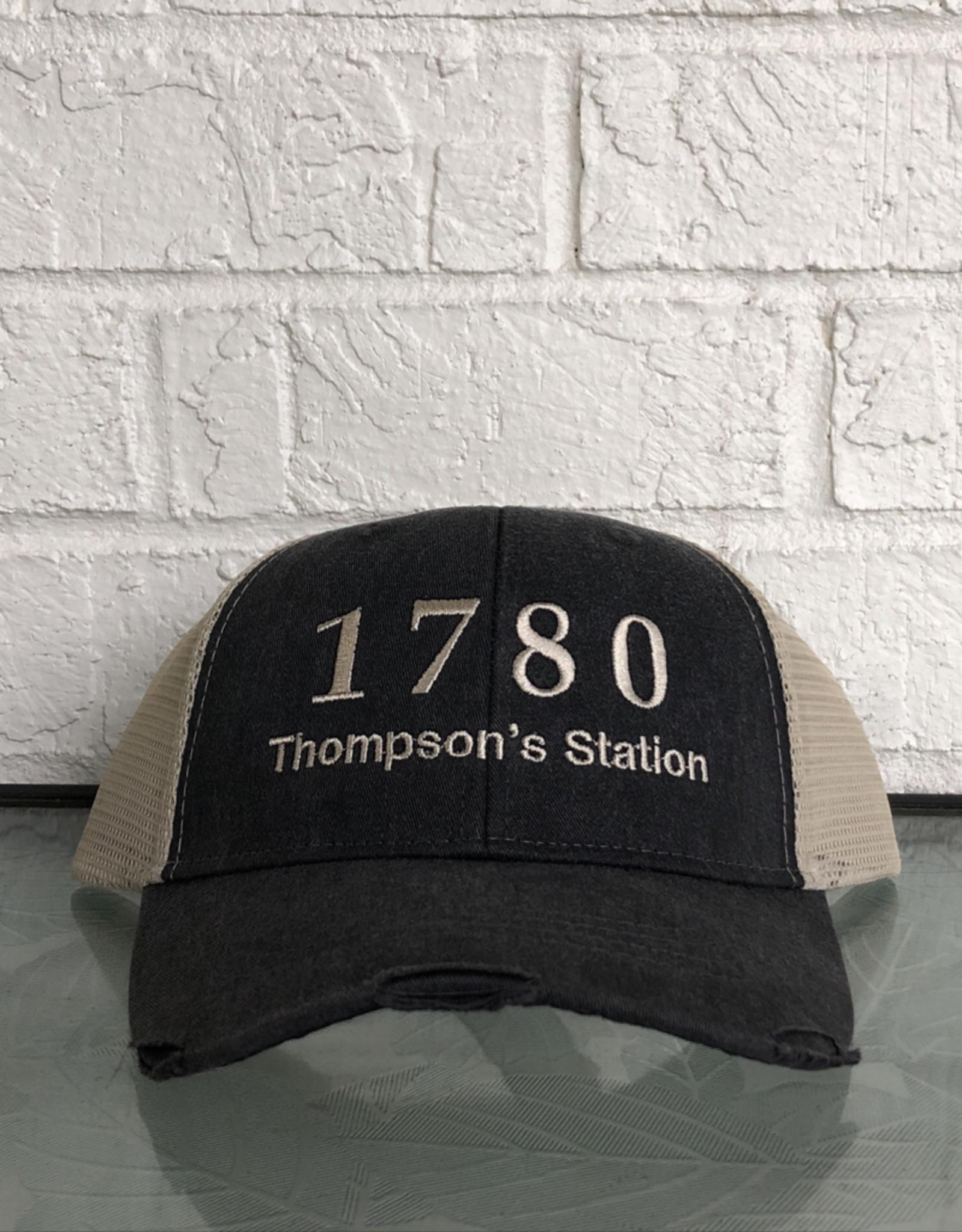 Thompson's Station 1780 Trucker Cap