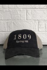 Spring Hill 1809 Trucker Cap