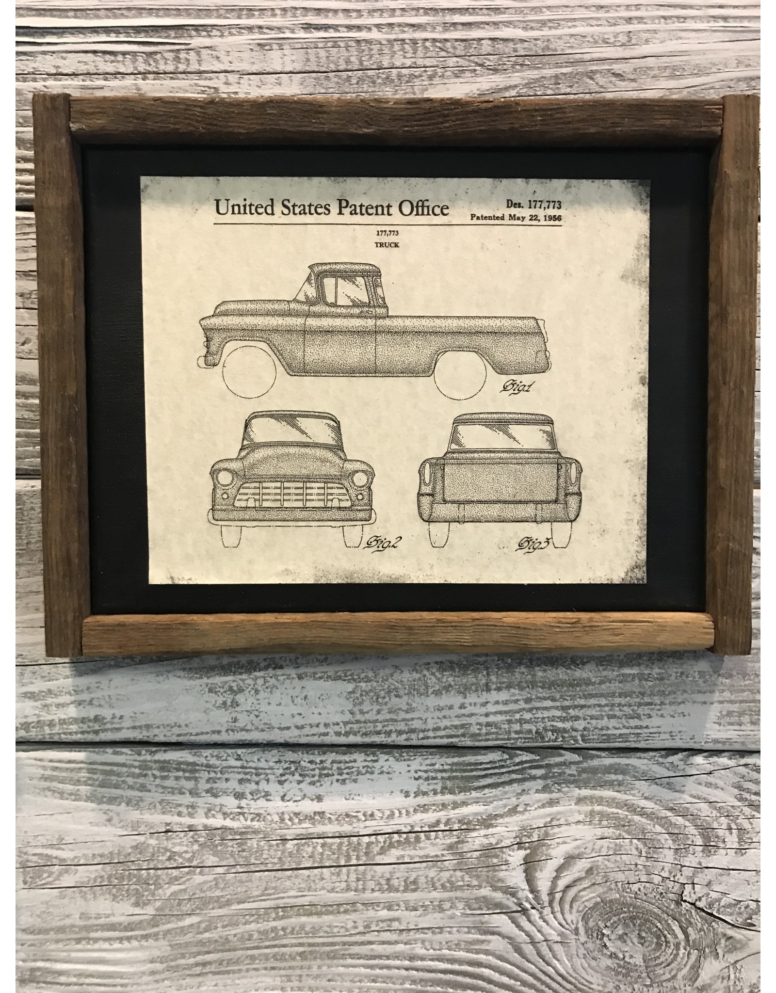 Vendor 118 - Chevy Truck