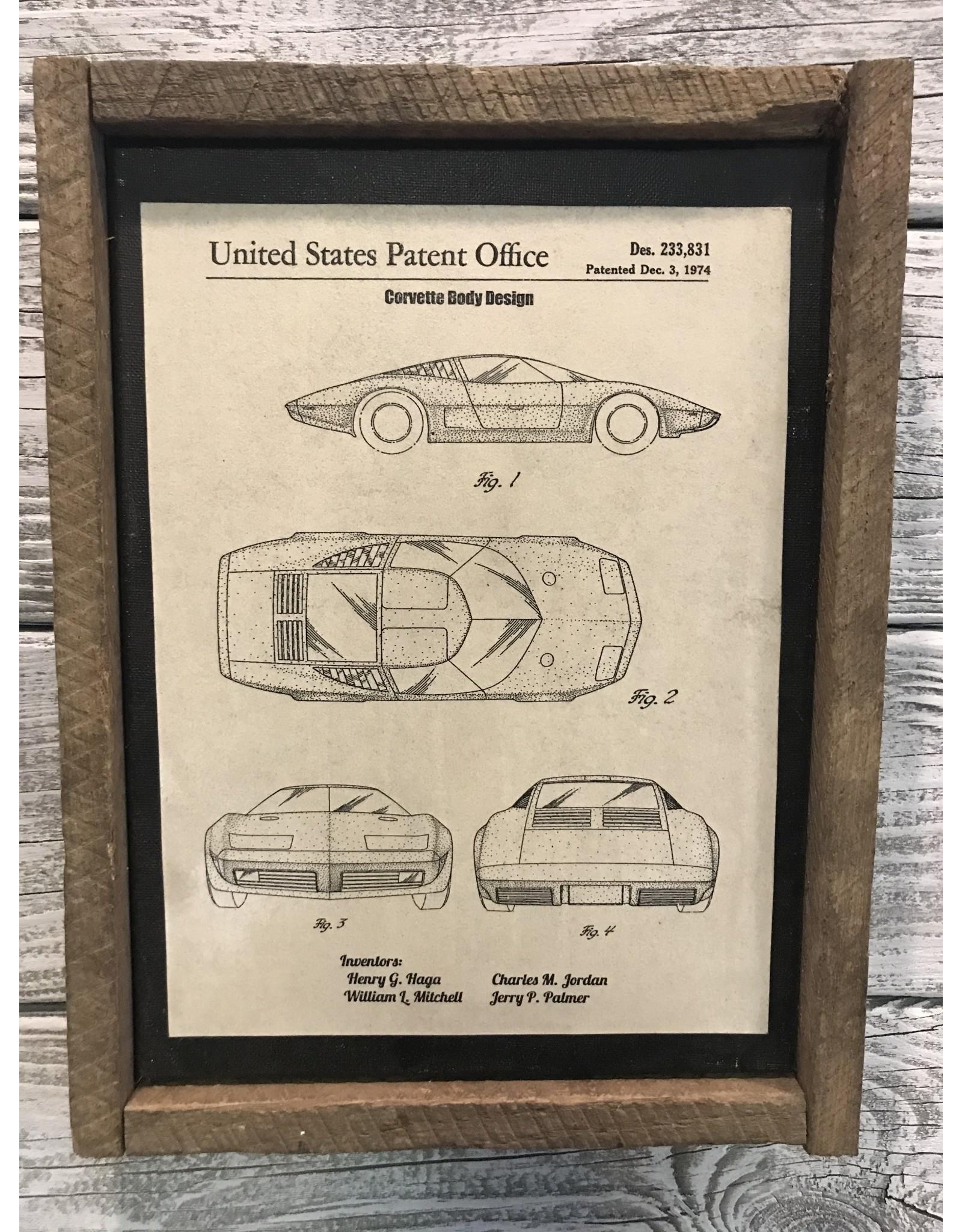 Vendor 118 - Corvette 1974