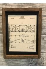 Airplane Patent - Wright 1911